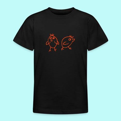 2 Dreckspatzen - Teenager T-Shirt