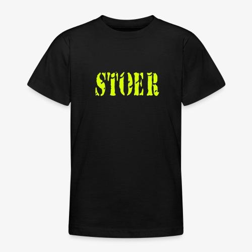 stoer tshirt design patjila - Teenage T-Shirt