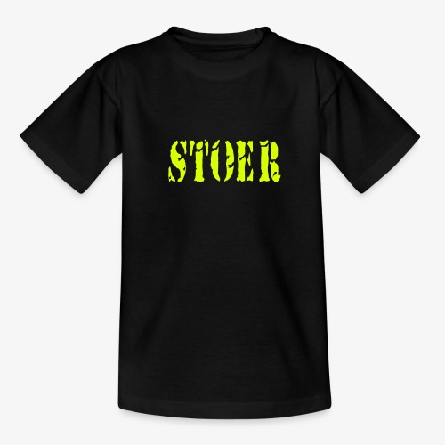 stoer tshirt design patjila - Teenage T-Shirt