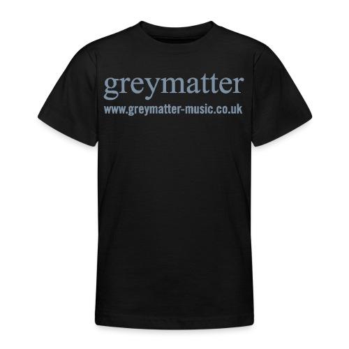 greymatter vectors copyb - Teenage T-Shirt