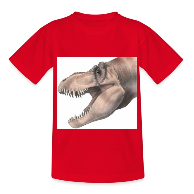 tyrannosaurus head1