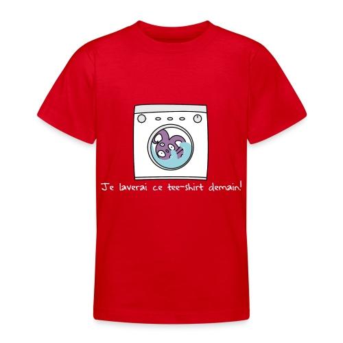 tshirt poulpe - T-shirt Ado