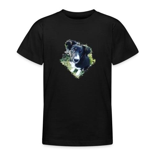 colliegermanshepherdpup - Teenage T-Shirt