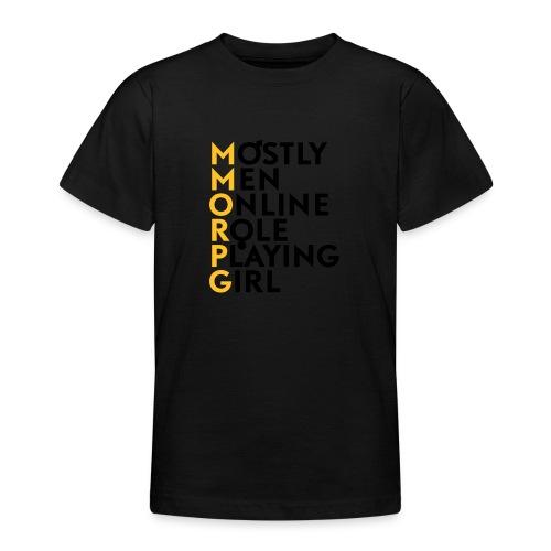 Accronyme MMORPG - T-shirt Ado