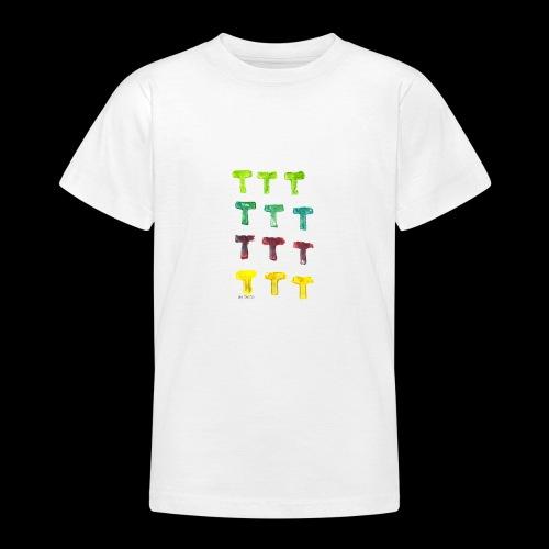 Original Color T BY TAiTO - Nuorten t-paita