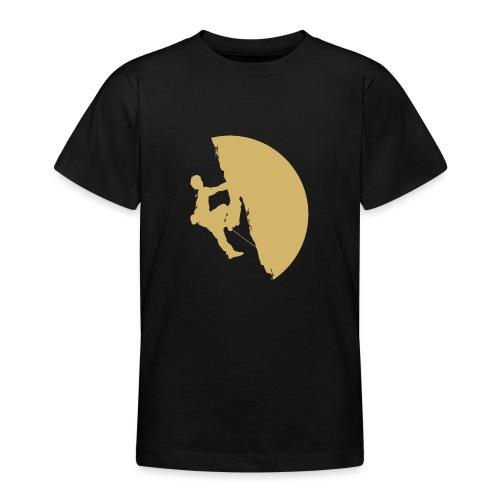 Tufa Kletterer gelb - Teenager T-Shirt