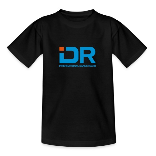 International Dance Radio - Camiseta adolescente
