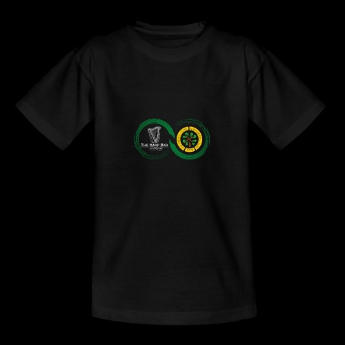 Harp and French CSC logo - T-shirt Ado