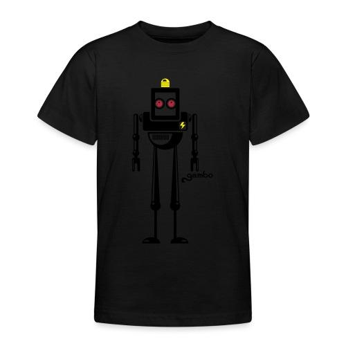 gambots roboter 05 - Teenager T-Shirt