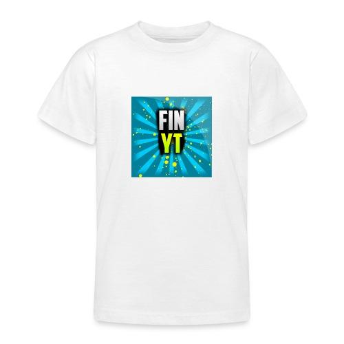 Uusi Youtube Logo - Nuorten t-paita