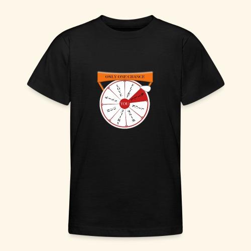 wheel of fortune? - Maglietta per ragazzi