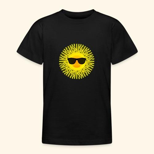 Sol de Canarias - Camiseta adolescente