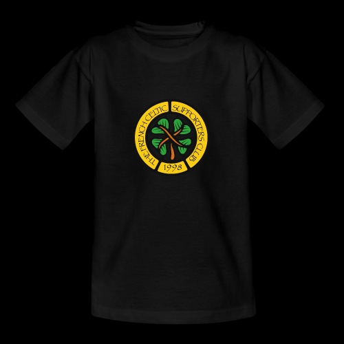 French CSC logo - T-shirt Ado