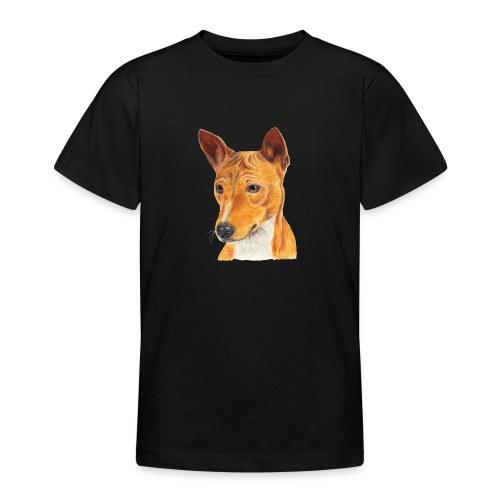 Basenji - Teenager-T-shirt