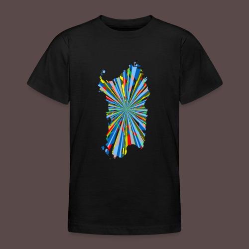 Sardegna Esplosione di Colori - Maglietta per ragazzi