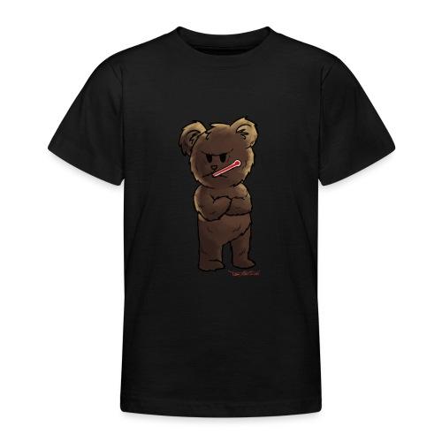 Fieber-Bär - Teenager T-Shirt