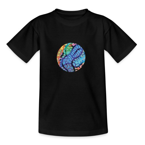 concentric - Teenage T-Shirt