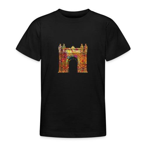 ArcDuColor Barcelona - Teenage T-Shirt