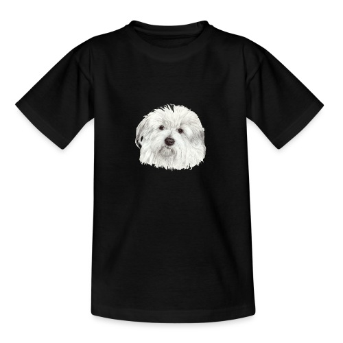 coton-de-tulear - Teenager-T-shirt