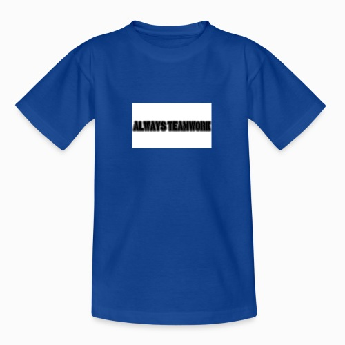 at team - Teenager T-shirt