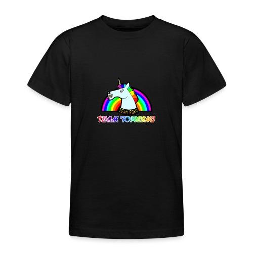 Logo officiel de la team forcing - T-shirt Ado