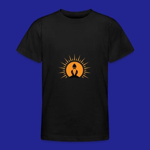 Guramylyfe logo no text black - Teenage T-Shirt