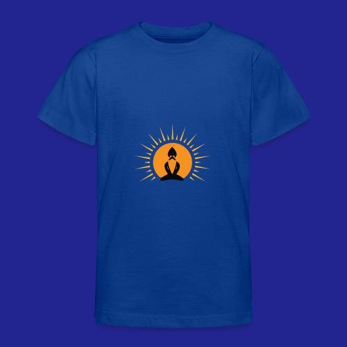Guramylife logo black - Teenage T-Shirt