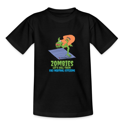 CO2 Neutral - Teenage T-Shirt