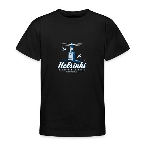 HELSINKI HARMAJAN MAJAKKA - Tekstiilit ja lahjat - Nuorten t-paita