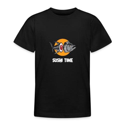 SUSHI TIME-tonno-b - Maglietta per ragazzi