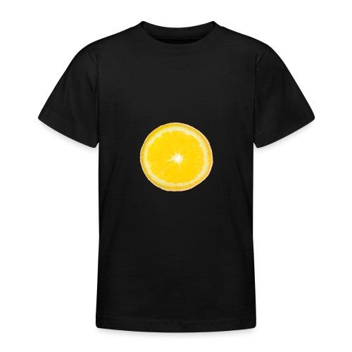 Orange - Teenager T-Shirt
