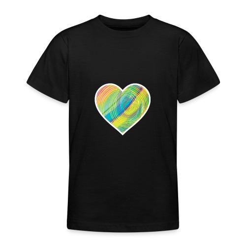 Spread the Love - Teenage T-Shirt