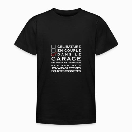 Celibataire en couple etc - T-shirt Ado