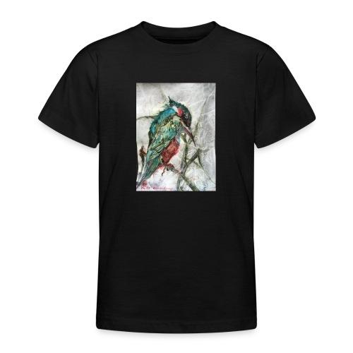 20160826 110916458 iOS kungsfiskaren - T-shirt tonåring