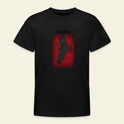 ravnefanen - Teenager-T-shirt