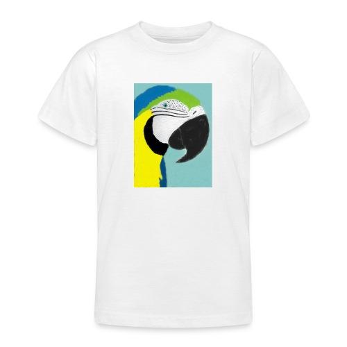Parrot, new - Nuorten t-paita
