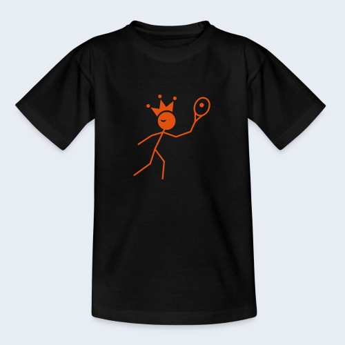 Tenniskoning - Teenager T-shirt