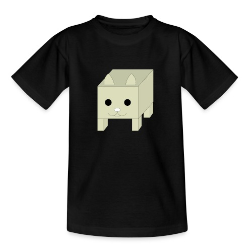 box cat - Teenager T-shirt