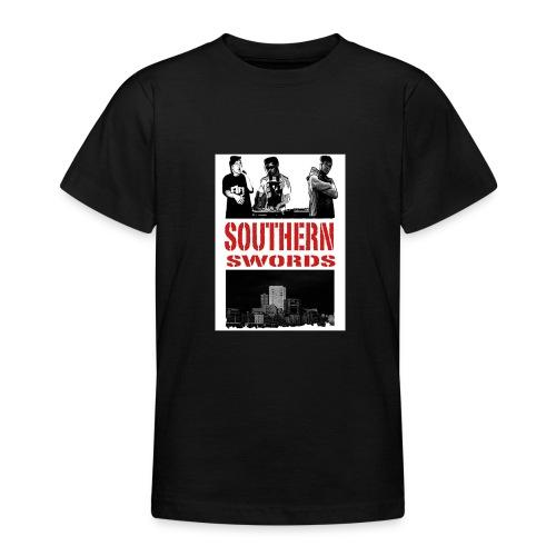 Southern swords - Teenage T-Shirt