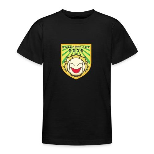 BorbottiCuP 2018 Logo - Maglietta per ragazzi