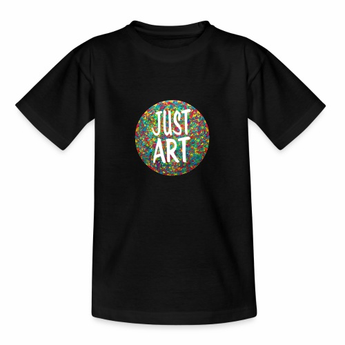 Kunst Edih Lassiat - Teenager T-Shirt
