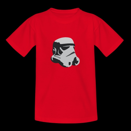 Stormtrooper Helmet - Teenage T-Shirt