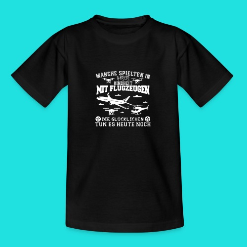 Modellbauer - Teenager T-Shirt
