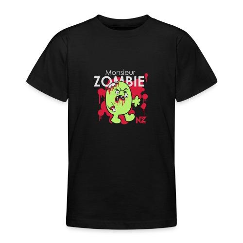 mr zombie - T-shirt Ado