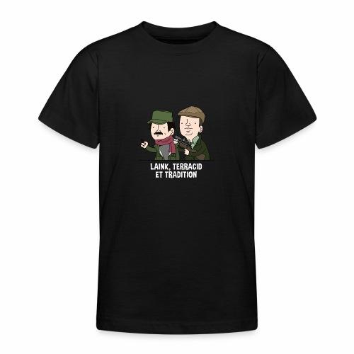 Laink, Terracid et Tradition - T-shirt Ado