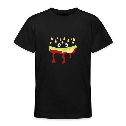 Burger - Camiseta adolescente