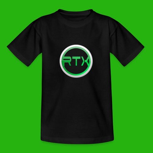 Logo Shirt - Teenage T-Shirt