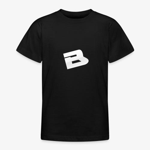 T-Shirt Logo Blues - T-shirt Ado