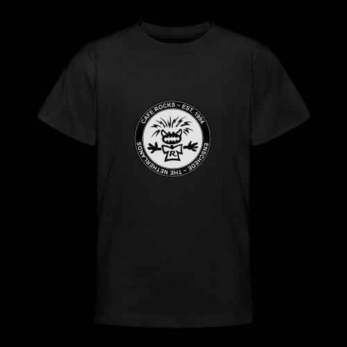 Emblem BW - Teenager T-shirt