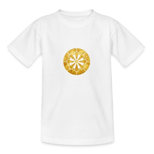 Sanja Matsuri Komagata mon gold - Teenage T-Shirt